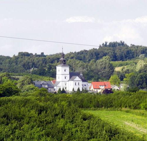 Kościół w Szczaworyżu
