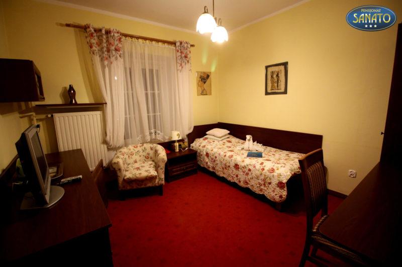pokój 1-osobowy typu standard