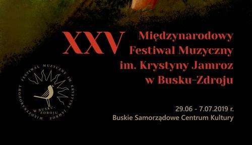 Festiwal muzyczny Krystyny Jamroz - Sanato